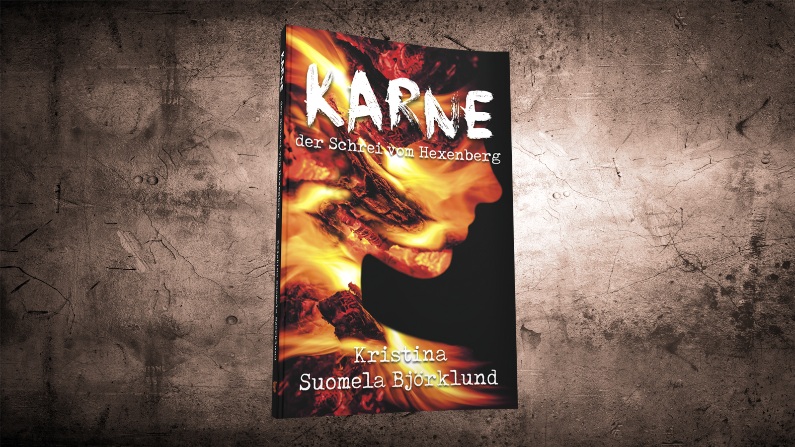 Hjälp författaren att finansiera översättningen av Karne – skriet från häxberget